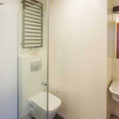 Terminal Hotel Вроцлав ванная