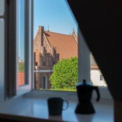Отель Loft B Польша, Гданьск - отзывы, цены и фото номеров - забронировать отель Loft B онлайн балкон