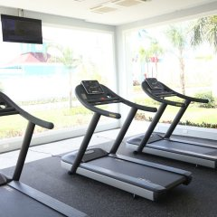 Отель Luxury Bahia Principe Esmeralda - All Inclusive фитнесс-зал фото 2