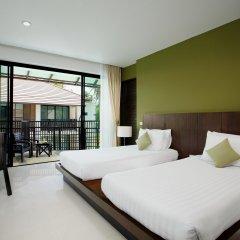 Отель Centra by Centara Coconut Beach Resort Samui комната для гостей