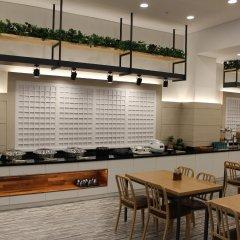 Отель Hyundai Residence Seoul питание