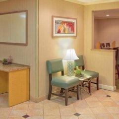 Отель La Quinta Inn & Suites Meridian интерьер отеля фото 3