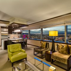 Отель Luxury Suites International by Vdara США, Лас-Вегас - отзывы, цены и фото номеров - забронировать отель Luxury Suites International by Vdara онлайн питание фото 3