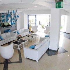 Отель Lantiana Gardens ApartHotel Кипр, Протарас - 3 отзыва об отеле, цены и фото номеров - забронировать отель Lantiana Gardens ApartHotel онлайн интерьер отеля фото 2