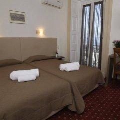 Отель Konstantinoupolis Hotel Греция, Корфу - отзывы, цены и фото номеров - забронировать отель Konstantinoupolis Hotel онлайн комната для гостей фото 3