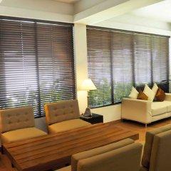 Отель Blue Water Club Suites интерьер отеля фото 2