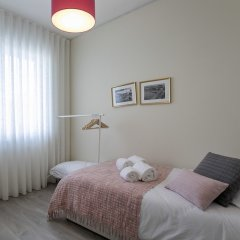 Апартаменты Oporto Boavista Family & Friends Apartment Порту комната для гостей фото 4