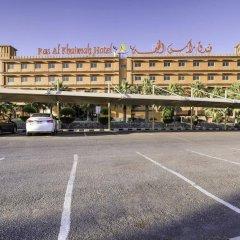 Отель Ras Al Khaimah Hotel ОАЭ, Рас-эль-Хайма - 2 отзыва об отеле, цены и фото номеров - забронировать отель Ras Al Khaimah Hotel онлайн парковка