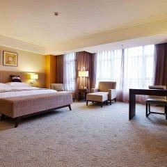 Windsor Park Hotel Kunshan комната для гостей фото 3