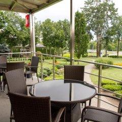Отель Luna Литва, Мариямполе - отзывы, цены и фото номеров - забронировать отель Luna онлайн балкон