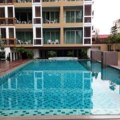 Отель August Suites Pattaya Паттайя бассейн фото 5