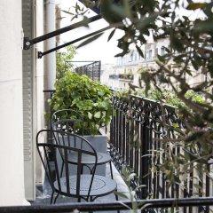 Hotel Bachaumont балкон