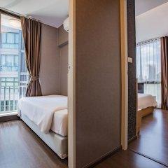 Отель Like Sukhumvit 22 Таиланд, Бангкок - отзывы, цены и фото номеров - забронировать отель Like Sukhumvit 22 онлайн комната для гостей фото 2