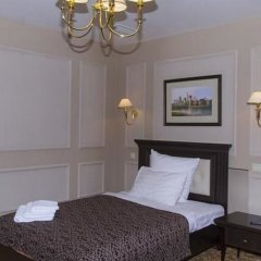 Гостиница Мегаполис комната для гостей фото 23