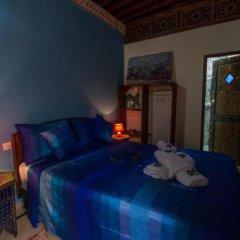 Отель Casa Aya Medina Марокко, Фес - отзывы, цены и фото номеров - забронировать отель Casa Aya Medina онлайн комната для гостей фото 4