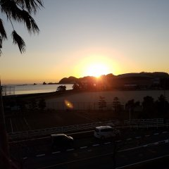 Отель Pals Inn Katsuura Кусимото пляж