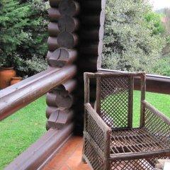 Отель Quinta Das Eiras Машику балкон