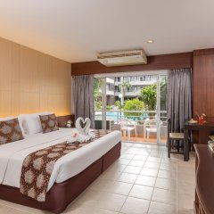 Отель The Holiday Resort комната для гостей
