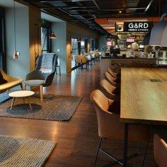 Отель Courtyard by Marriott Brussels EU Бельгия, Брюссель - 1 отзыв об отеле, цены и фото номеров - забронировать отель Courtyard by Marriott Brussels EU онлайн гостиничный бар