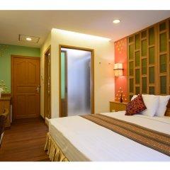 Отель Golden House Бангкок комната для гостей фото 3