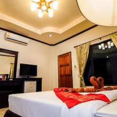 Отель N.T. Lanta Resort Ланта комната для гостей фото 3