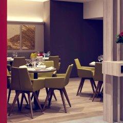 Отель Mercure Oostende Бельгия, Остенде - 1 отзыв об отеле, цены и фото номеров - забронировать отель Mercure Oostende онлайн питание