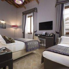 Hotel Spadai Флоренция комната для гостей фото 3