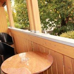 Отель Am Hachinger Bach Германия, Нойбиберг - отзывы, цены и фото номеров - забронировать отель Am Hachinger Bach онлайн балкон