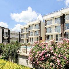 Отель New Line Village Apartments Болгария, Свети Влас - отзывы, цены и фото номеров - забронировать отель New Line Village Apartments онлайн