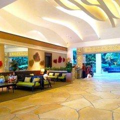Отель Shangri-Las Rasa Sentosa Resort & Spa интерьер отеля