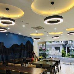 Ha Long Trendy Hotel питание