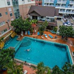 Отель Sutus Court 4 бассейн фото 3