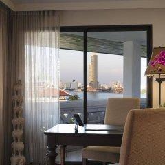 Отель Anantara Riverside Bangkok Resort Таиланд, Бангкок - отзывы, цены и фото номеров - забронировать отель Anantara Riverside Bangkok Resort онлайн удобства в номере