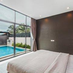 Отель Two Bedroom Pool Villa in Bangtao комната для гостей фото 3