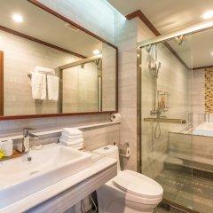 Отель Andaman Breeze Resort ванная