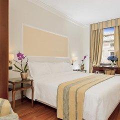 Отель Ambasciatori Palace Hotel Италия, Рим - 4 отзыва об отеле, цены и фото номеров - забронировать отель Ambasciatori Palace Hotel онлайн комната для гостей фото 3