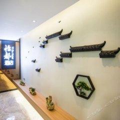 Отель Xiamen yi du hotel Китай, Сямынь - отзывы, цены и фото номеров - забронировать отель Xiamen yi du hotel онлайн интерьер отеля фото 3