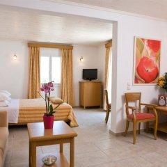 Yiannaki Hotel комната для гостей