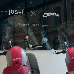 Отель Josef Чехия, Прага - 9 отзывов об отеле, цены и фото номеров - забронировать отель Josef онлайн фото 13