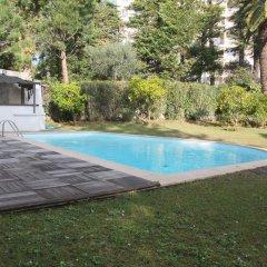 Отель HappyFew - la terrasse de Marguerite Франция, Ницца - отзывы, цены и фото номеров - забронировать отель HappyFew - la terrasse de Marguerite онлайн бассейн фото 2
