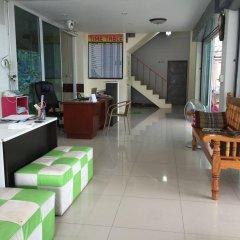 Отель The City House Таиланд, Краби - отзывы, цены и фото номеров - забронировать отель The City House онлайн интерьер отеля