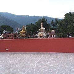 Отель Choice Hotels Непал, Катманду - отзывы, цены и фото номеров - забронировать отель Choice Hotels онлайн балкон