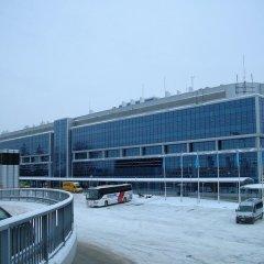 Отель Scandic Helsinki Airport парковка