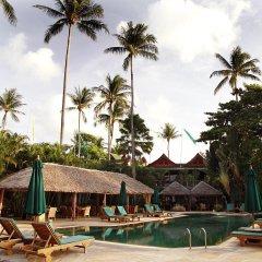 Отель Friendship Beach Resort & Atmanjai Wellness Centre бассейн