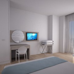 Okeanos Beach Hotel удобства в номере