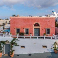 Отель Tramonto Secret Villas Греция, Остров Санторини - отзывы, цены и фото номеров - забронировать отель Tramonto Secret Villas онлайн балкон