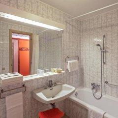 Отель Savoia Thermae & Spa Италия, Абано-Терме - отзывы, цены и фото номеров - забронировать отель Savoia Thermae & Spa онлайн ванная фото 2