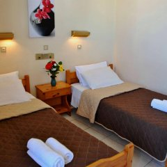 Отель Yiorgos Греция, Кос - отзывы, цены и фото номеров - забронировать отель Yiorgos онлайн комната для гостей фото 2