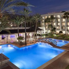 Отель Melia Marbella Banus бассейн фото 2