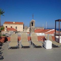Отель Via Via Hotel Греция, Родос - отзывы, цены и фото номеров - забронировать отель Via Via Hotel онлайн бассейн фото 2